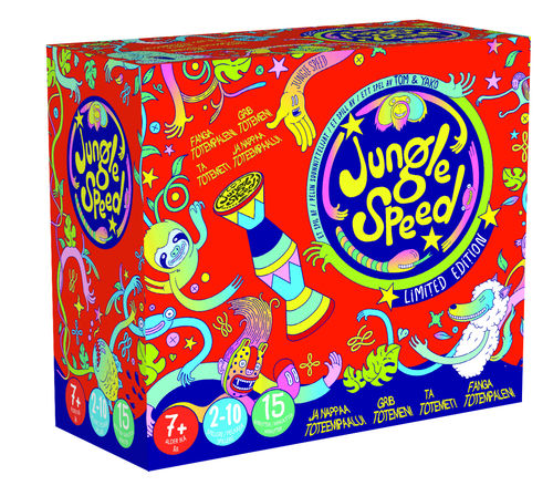 Jungle Speed Limited Edition (Nordic)