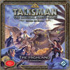 Talisman revised 4th edition: Highland Expansion