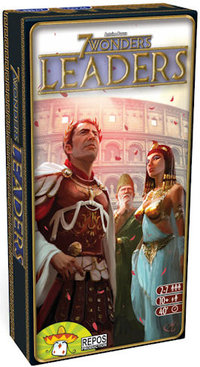 7 Wonders: Leaders (se)
