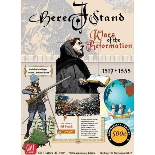 Here I Stand - Wars of the Reformation