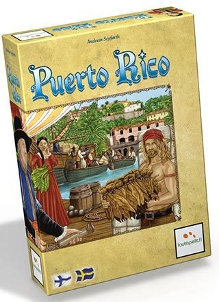 Puerto Rico 2nd edition (se)