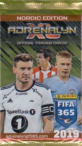 2018-19 Adrenalin XL - FiFa 365 - Nordic Edition