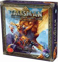 Talisman revised 4th edition: The Dragon Expansion