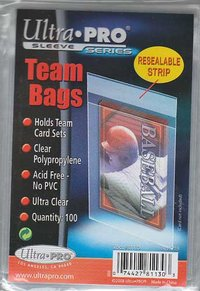 Team Bags 95 x 100 mm 100 st