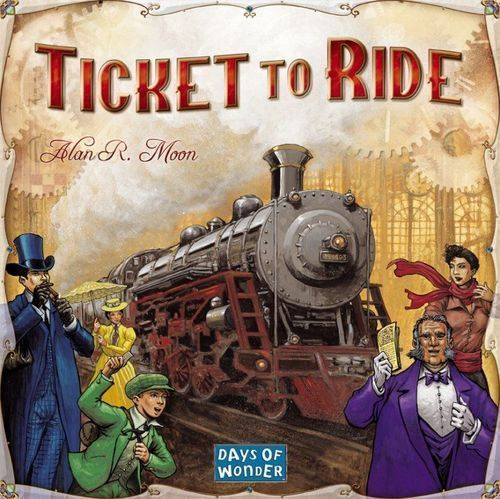 Ticket to Ride: USA (se)