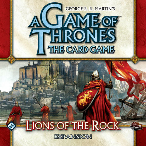 A Game of Thrones LCG: Lions of the Rock
