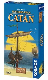 Catan: Sjöfarare 5-6 expansion (se/fi)
