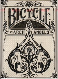 Bicycle Poker Archangels