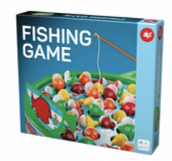 Fiskespelet - Fishing Game