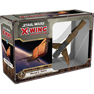Star Wars: X-Wing Miniature Games - Hound's Tooth