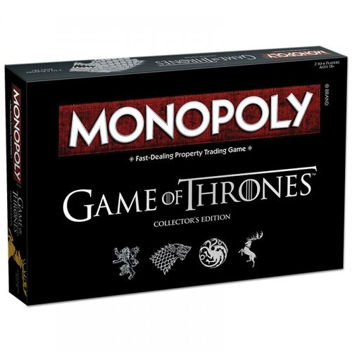 Monopoly A Game of Thrones