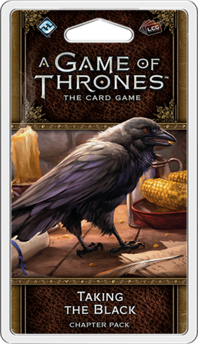 A Game of Thrones: The Card Game - Taking the Black