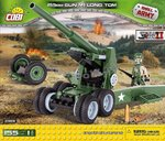 155 mm Gun M1 Long Tom 155 pcs - 1 figur