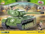 M-26 Pershing - 450 pcs och 2 figurer