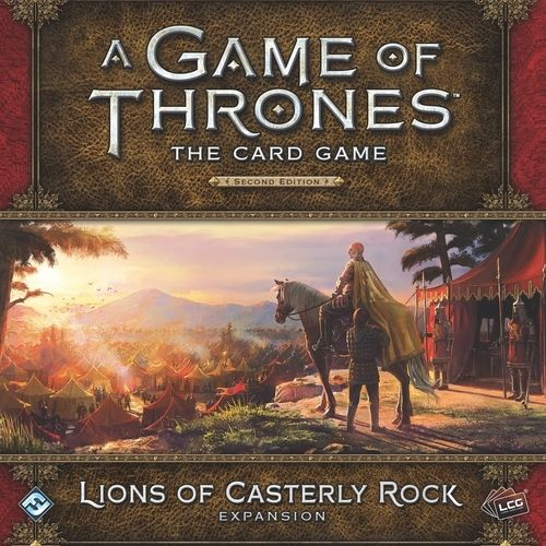 A Game of Thrones: The Card Game - Lions of the Casterly Rock