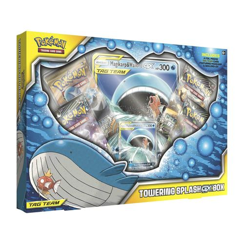 Towering Splash-GX Box