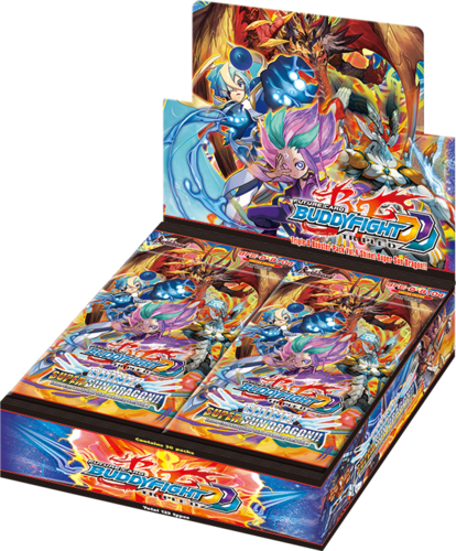 Triple D Booster Pack Vol. 4: Shine! Super Sun Dragon!!