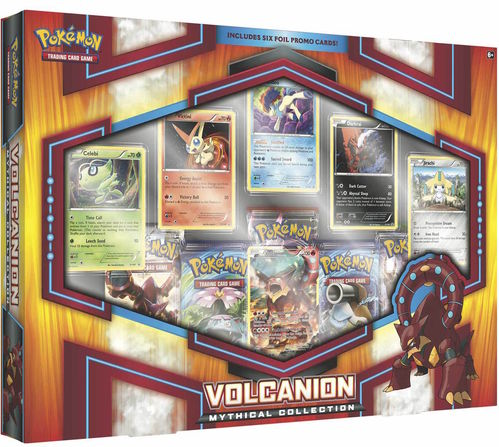 Pokémon Mythical Collection Volcanion