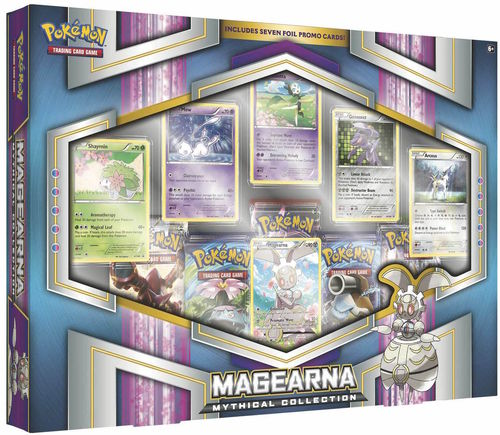 Pokémon Mythical Collection Magearna