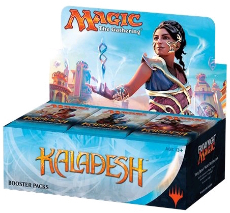 Kaladesh Booster Display