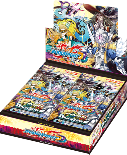 Triple D Booster Pack Alternative Vol. 2: Four Dimensions