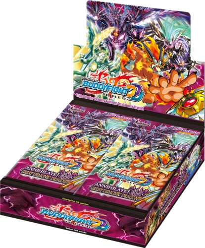 Triple D Booster Pack Vol. 3: Annihilate! Great Demonic Drag.