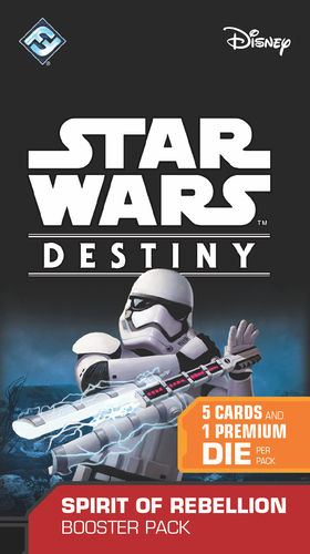 Star Wars: Destiny - Spirit of Rebellion Booster Pack