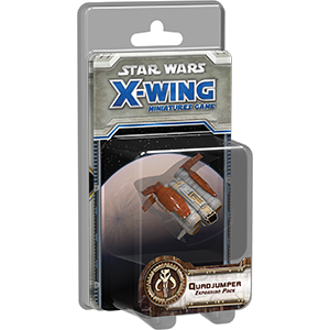 Star Wars: X-Wing Miniatures Game -  Quadjumper Exp.