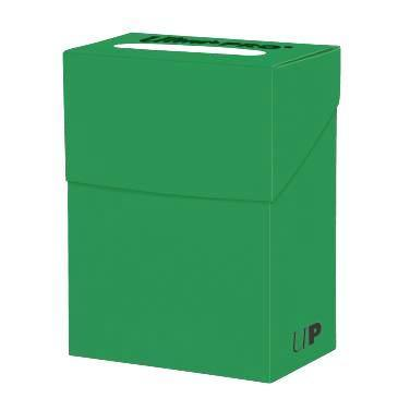 Deck Box Solid Green
