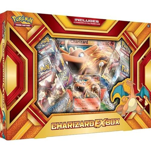 Charizard-EX Box—Fire Blast!
