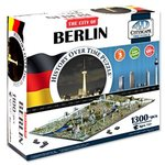 4D Cityscape Puzzle - Berlin, Germany