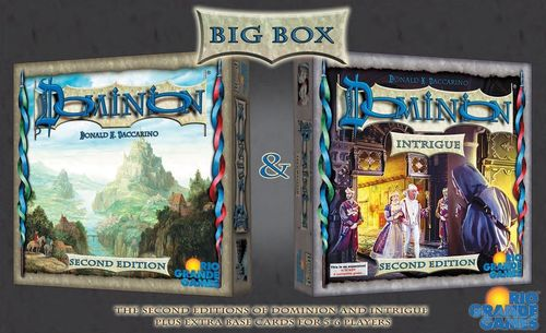 Dominion: (Second Edition) Big Box
