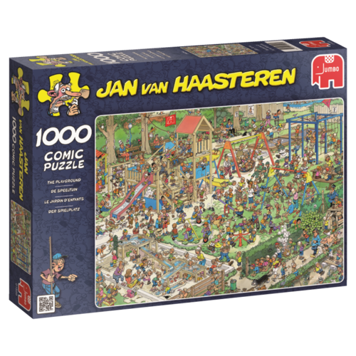 Jan van Haasteren - The Playground - 1000 bitar
