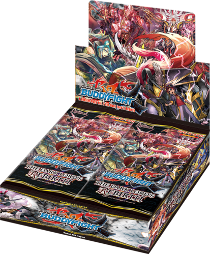 The Dark Lord's Rebirth - Booster Display (30 Packs)
