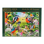 Birds for All Seasons by Howard Robinson - 1000 pieces