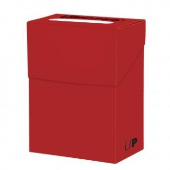 Deck Box: Red