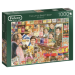 Little Sweet Shop by Jim Mitchell - 1000 pieces