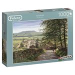 Askrigg, Wensleydale by Keith Melling - 1000 pieces