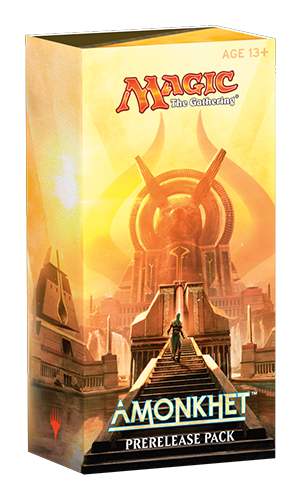 Amonkhet Prerelease pack - 6 boosters