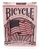 Bicycle Poker American Flag