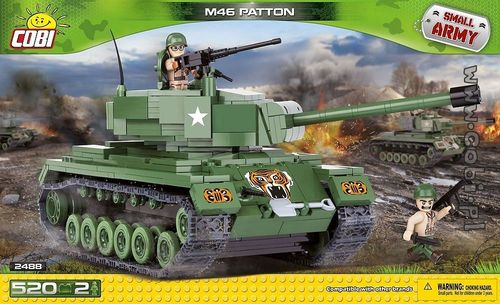 M46 Patton 520 pcs
