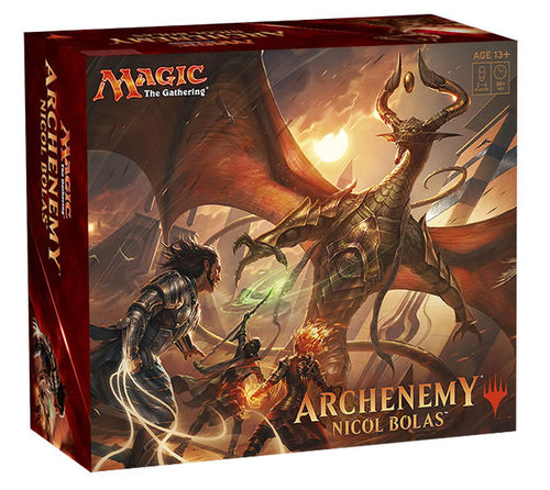 Archenemy: Nicol Bolas (4 decks)