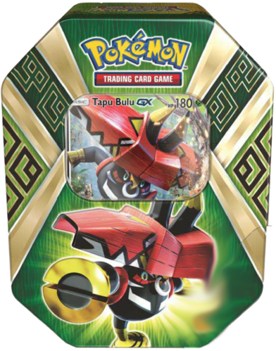 2017 Summer Tin Island Guardians: Tapu Bulu-GX