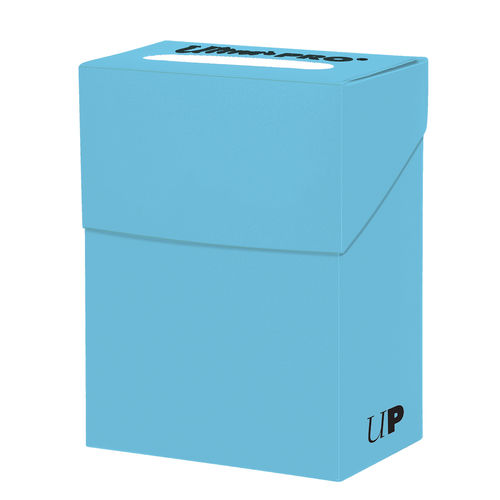 Deck Box Solid Light Blue