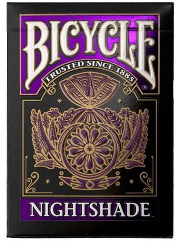 Bicycle Poker Night Shade