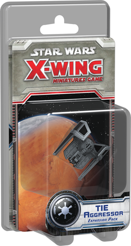 Star Wars: X-Wing Miniatures Game – TIE Aggressor