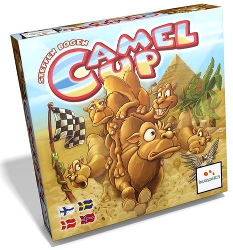 Camel Up (nordic)