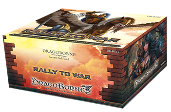 Vol.1 Rise to Supremacy - Rally to War Booster Box