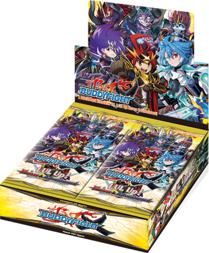 Heroes & Adventures! Display (30 Packs)