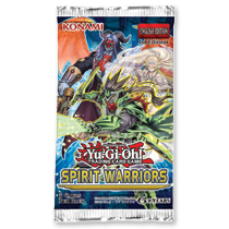Spirit Warriors Booster Pack